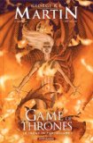 Couverture du tome 2 de la BD Game of therone