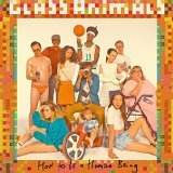 "Pochette de ""How to be a human being"" - Glass animals"