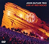 "Pochette de ""Live at red rocks"" - The John Butler trio"
