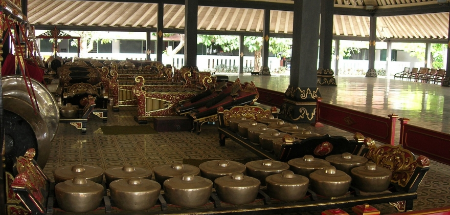 photo de gamelan