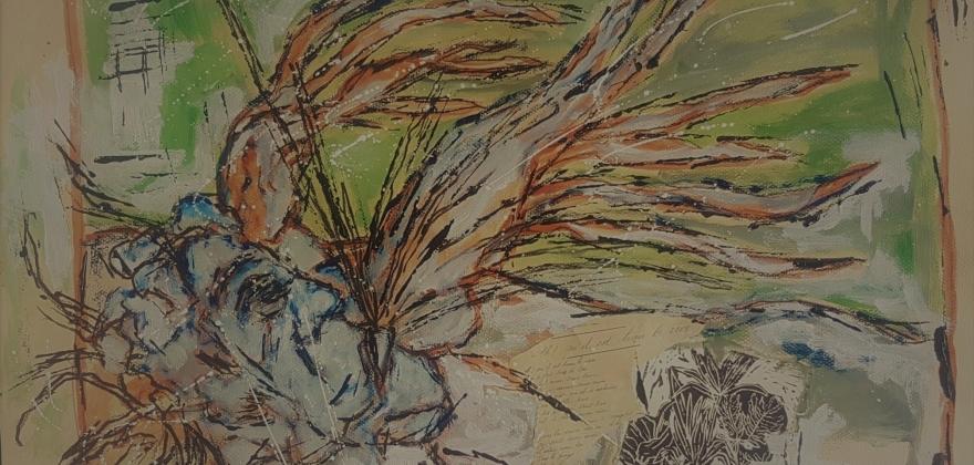 Louis Tartarin pour exposition souffle(s) d'art contemporain
