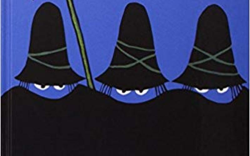 Les trois brigands de Tomi Ungerer