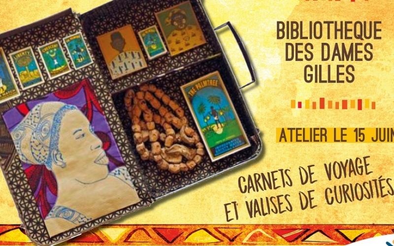 Affiche de Vauréal : voyage autour du monde
