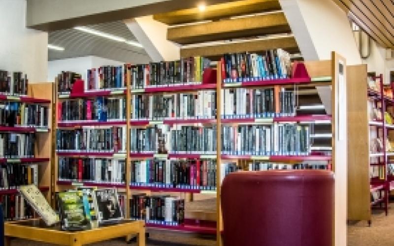 Bibliothèque Albert Camus (© Mairie d'Eragny)