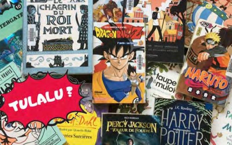 Tulalu : le club de lecture