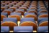 Sièges de salle de spectacle © Lionel Pagès / Communauté d'agglomération de Cergy-Pontoise
