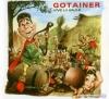 """Pochette du disque """"Vive la Gaule"""" de Richard Gotainer"""