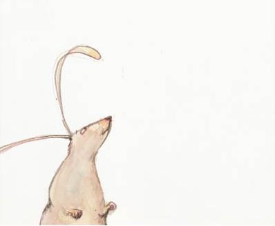Couverture de l'album Les loups d'Emily Gravett