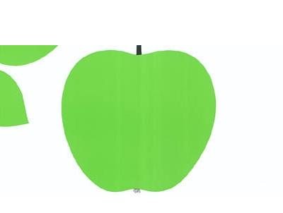 """Couverture de l'album """"La Pomme et le papillon"""" de Iela et Enzo Mari"""