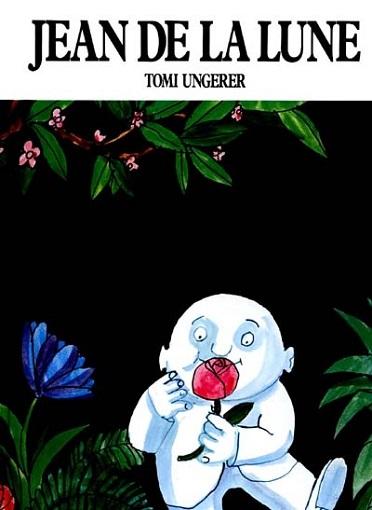 Couverture de Jean de la lune de Tomi Ungerer