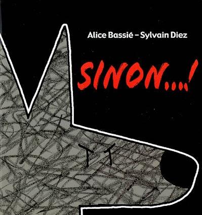 """Couverture de l'album """"Et sinon..."""" de Alice Bassié et Sylvain Diez"""